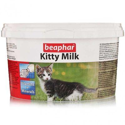 Beaphar - Beaphar Kitty Milk-Yavru Kediler İçin Süt Tozu 200 Gr