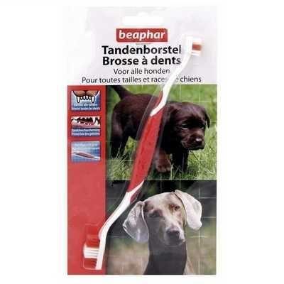 Beaphar - Beaphar Köpek Diş Fırça Seti