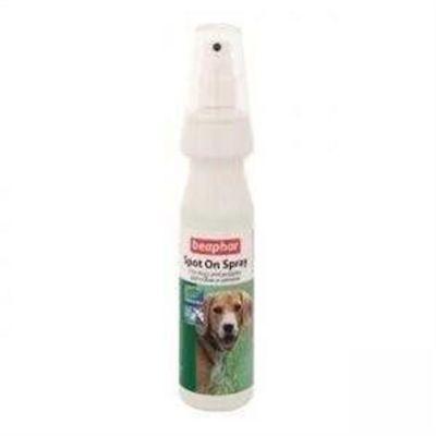 Beaphar - Beaphar Köpek için Bitkisel Haşere Pire Kene Spreyi 150 ml