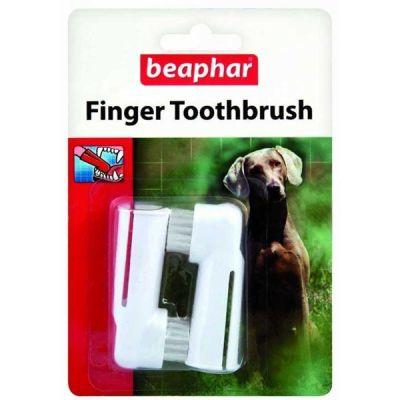 Beaphar - Beaphar Parmak Diş Fırçası