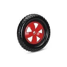 Beeztees - Beeztees Frisbee Tekerlek Siyah 24 Cm