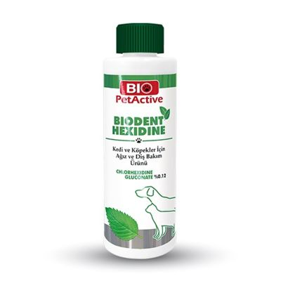 Bio Petactive - Bio PetActive Kedi Ve Köpekler İçin Ağız Bakım Solüsyonu 250 ml