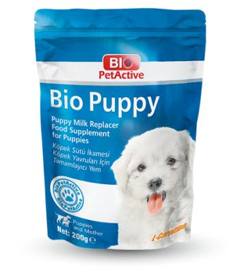 Bio Petactive - Bio PetActive Yavru Köpekler için Süt Tozu 200 Gr