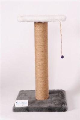Cat Hause - Cat House Kedi Tırmalama Standı 58 Cm Gri