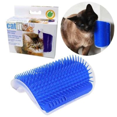 Catit - Catit 43152 Senses 2.0 Self Groomer Kedi Kaşınma Aparatı