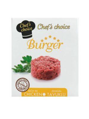 Chef′s Choise - Chefs Choice Tavuklu Köpek Burger Ödülü 100 Gr