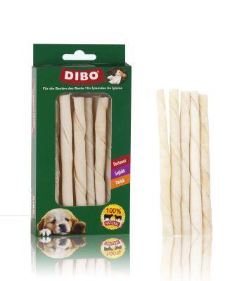 Dibo - Dibo Vakumlu Beyaz Munchy Çubuk 12 Cm 100 Gr