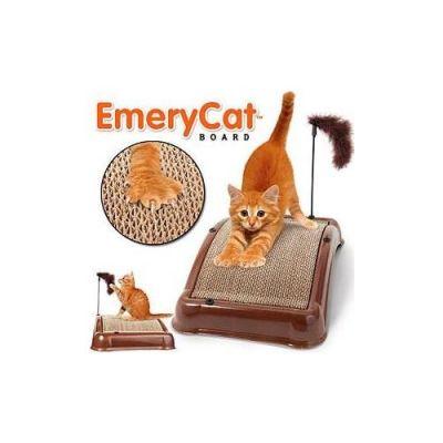 Diğer - EmeryCat Board Kedi Tırmalama Platformu 47 Cm