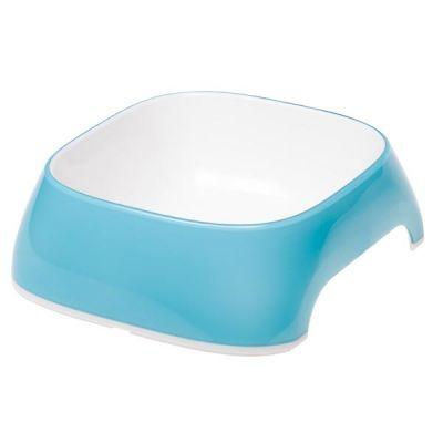 Ferplast - Ferplast Glam Medium Melamin Mama Kabı Mavi 720 Ml