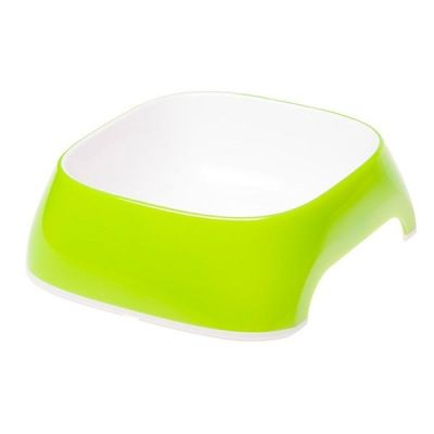 Ferplast - Ferplast Glam Medium Melamin Mama Kabı Yeşil 720 Ml