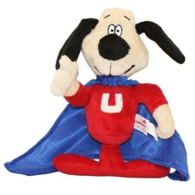 Happy Pet - Happy Pet Multi Pet Underdog Sesli Köpek Oyuncak 23 cm