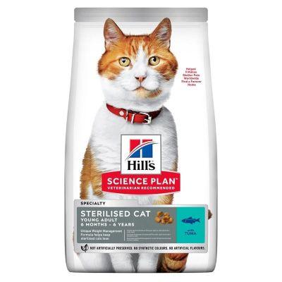 Hills - Hills Adult Ton Balıklı Kısırlaştırılmış Yetişkin Kedi Maması 3 Kg