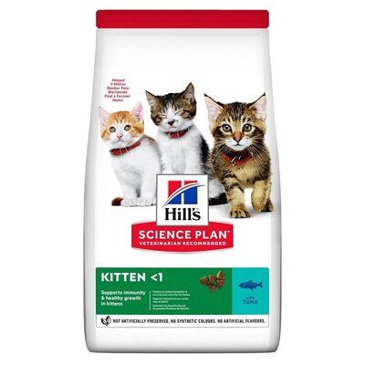 Hills - Hills Kitten Ton Balıklı Yavru Kedi Maması 1,5 Kg