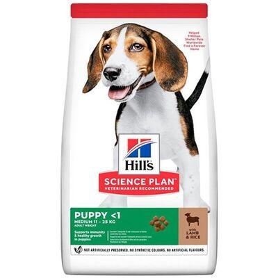 Hills - Hills Puppy Lamb Kuzu Etli Yavru Köpek Maması 14 Kg