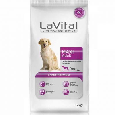 La Vital - LaVital Kuzu Etli Yetişkin Köpek Maması 12 KG