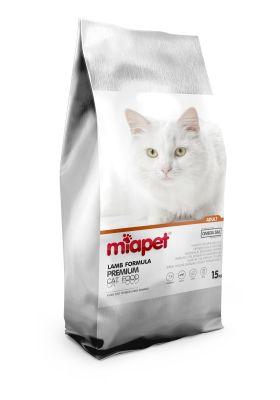 Miapet - Miapet Kuzulu Yetişkin Kedi Maması 15 KG