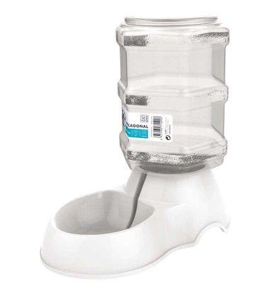Mpets - Mpets Otomatik Hazneli Su Kabı 3.5 Litre