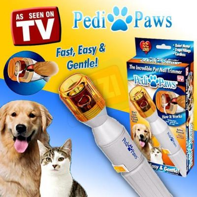 Diğer - Pedi Paws Pilli Kedi Köpek Tırnak Törpüsü