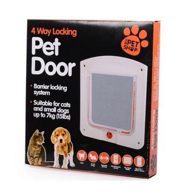 Diğer - Pet Door Kedi Köpek Kapısı 20 x 22 x 3 cm