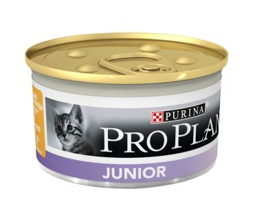 ProPlan - Proplan Junior Yavru Kedi Konservesi 85 Gr