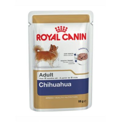 Royal Canin - Royal Canin Chihuahua Yetişkin Köpek Konservesi 85 Gr