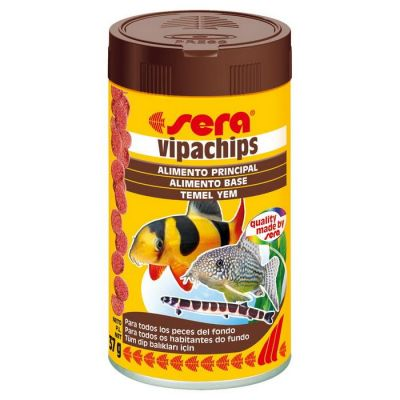 Sera - Sera Vipachips Chips Balık Yemi 100 ml