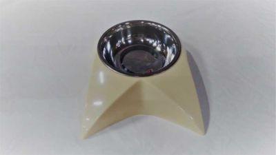 Stefanplast - Stefanplast Batman Çelik Taslı Devrilmez Mama Su Kabı 11Cm 0,23 Lt