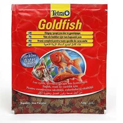 Tetra - Tetra Gold Fish 12 Gr Balık Yemi