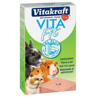 Vitakraft - Vitakraft Vita Fit Kemirgen Yalama Taşı 40 gr